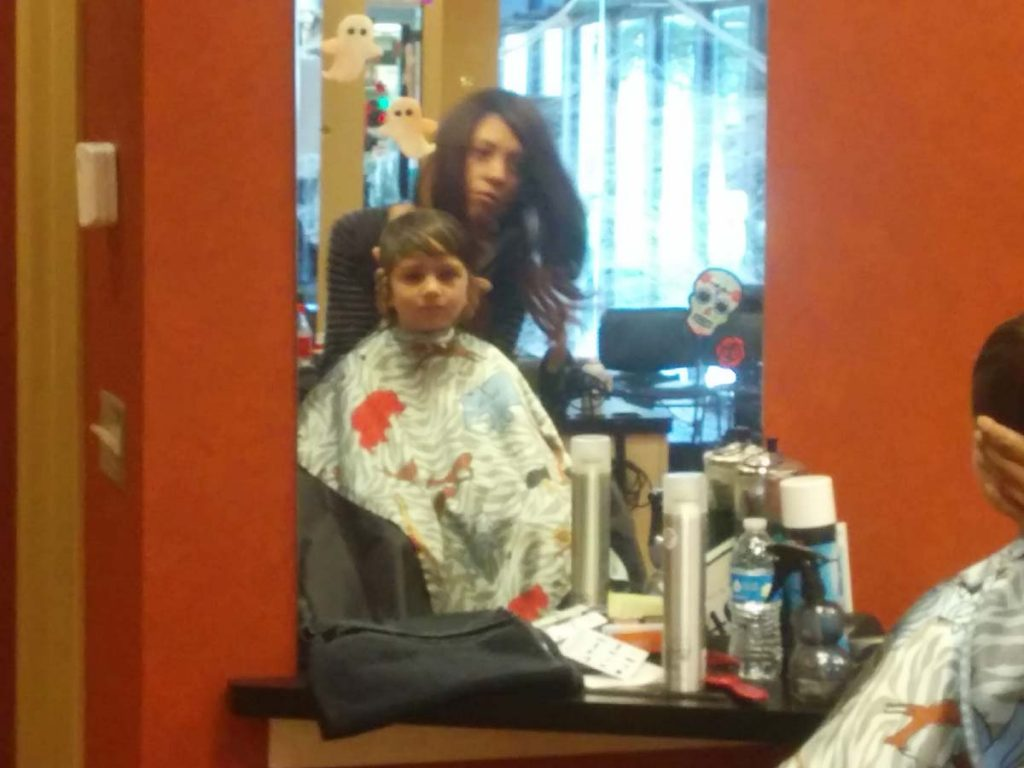 LA-Haircut